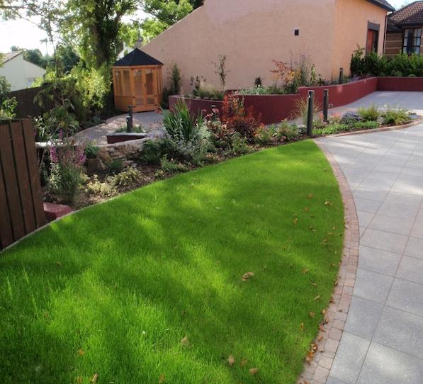 Surface solutions ni ltd for Garden house design ltd